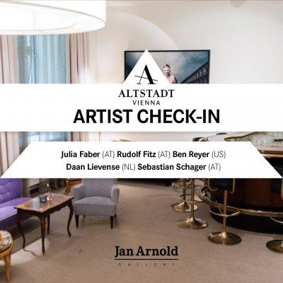 Artist Check-in Flyer